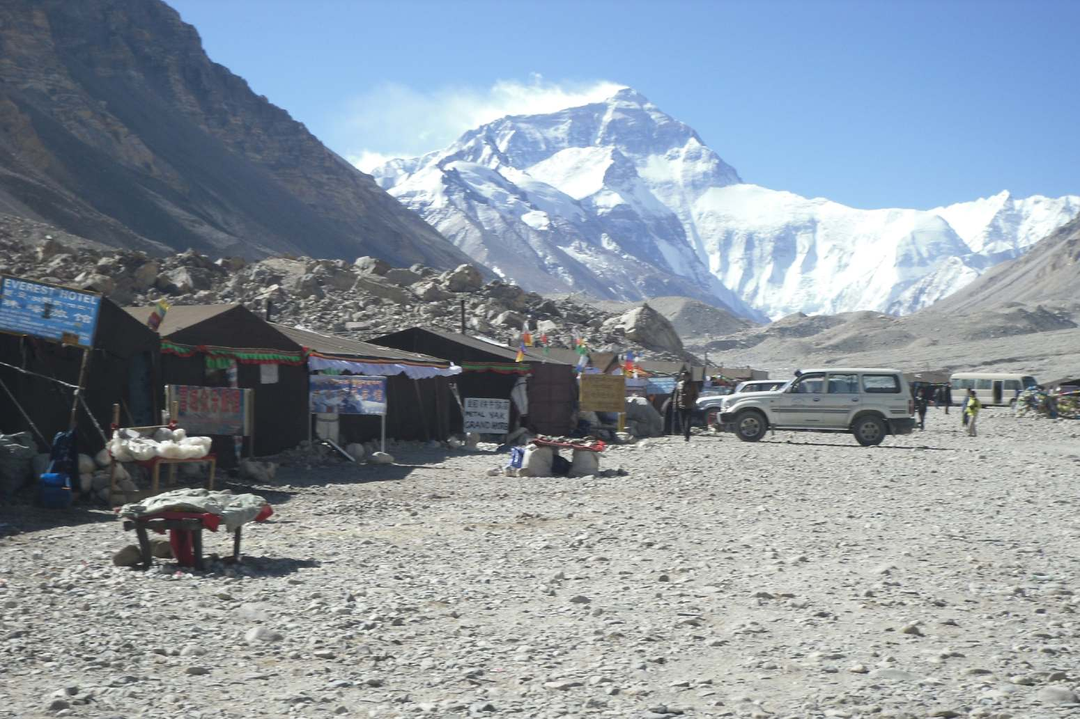 Journey to Tibet and Everest base camp tour